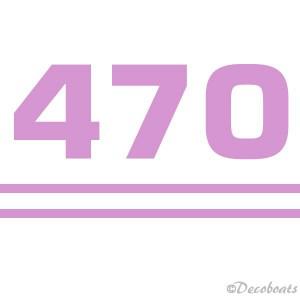 470 + bandes