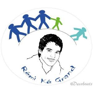 Logo RKG planche