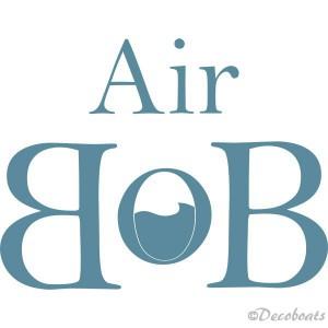 2 Logos voile Air Bob