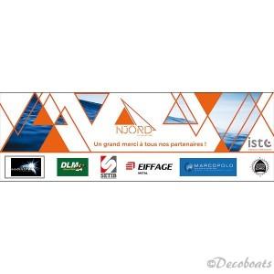 Banderole sponsors Edhec