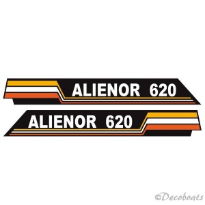 Stickers Alienor 620