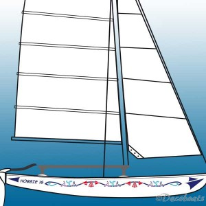 Pack Hobie Cat celtique