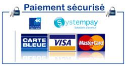 Paiement sécurisé avec cryptage SSL