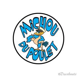 Logo Michou du poulet