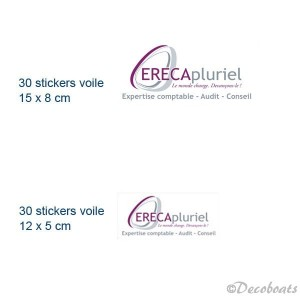 Stickers voile Erecapluriel