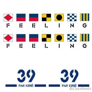 Logos Feeling et Kirie 39