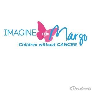 Sticker logo Imagine for Margo